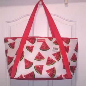 Adorable Neutrogena  Insulated Watermelon Bag.